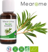Tea Tree olie - Ademcomfort - Reinigt de lucht - etherische olie - MEAROME - 30ml