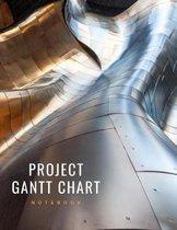 Project Gantt Chart Notebook