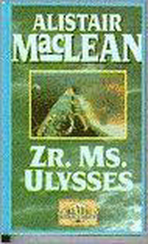 Zr.ms.ulysses (adventure classics) - MacLean  