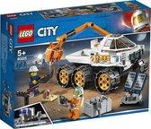 LEGO City Ruimtevaart Testrit Rover - 60225
