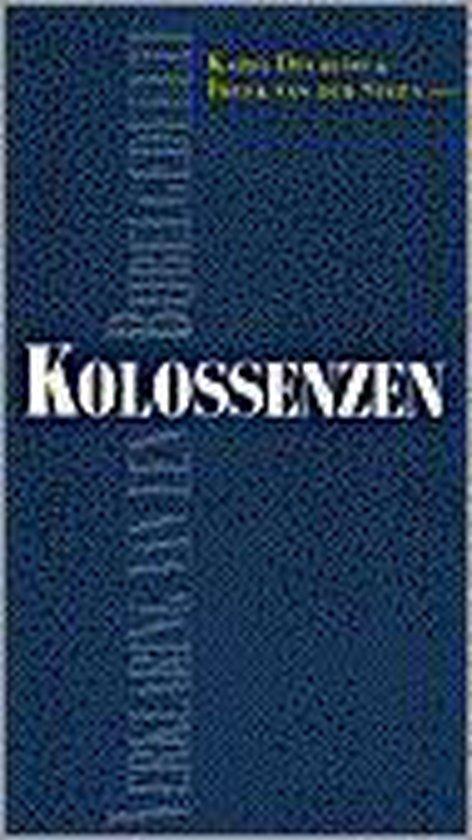 KOLOSSENZEN - Kolossenzen pdf epub