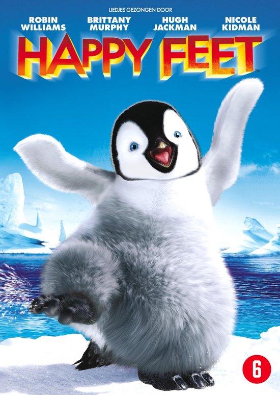Cover van de film 'Happy Feet'