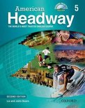 American Headway - second edition 5 Sutdent's book + multi-rom pack