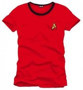 Star Trek Scotty Girl T-Shirt XL