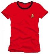 Star Trek Scotty Girl T-Shirt XL