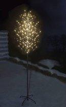 Decoratieboom met 240 warme witte LED s, 2,4 meter