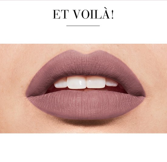 Bourjois Rouge Velvet The Lipstick Fall Shades - 17 From Paris with Mauve
