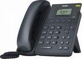 Yealink SIP-T19P - Vaste telefoon - Zwart
