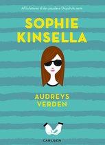 Omslag Audreys verden