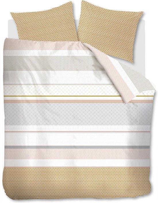 Beddinghouse Sweet Lace - Dekbedovertrek - Tweepersoons - 200x200/220 cm - Nude