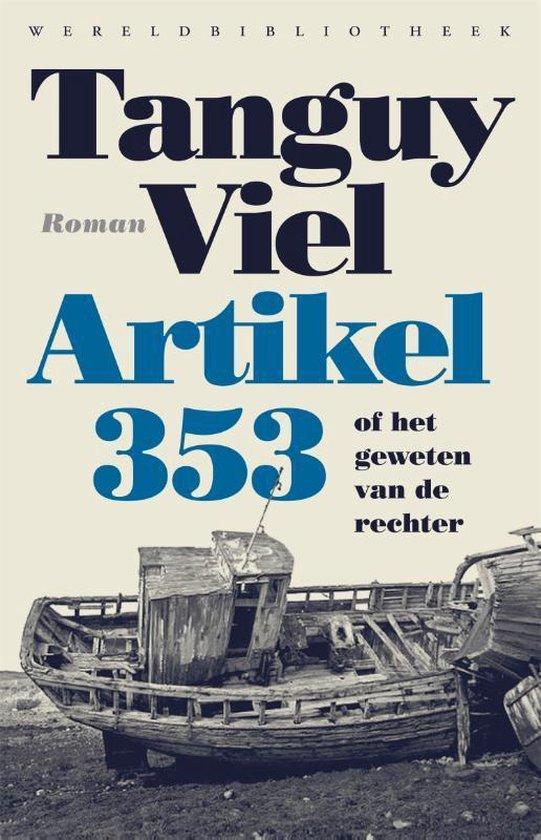 Artikel 353 - Tanguy Viel  