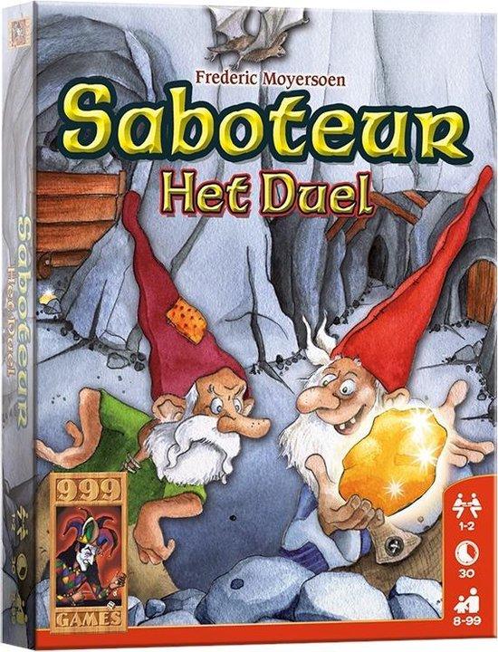 Saboteur: Het Duel - 999 Games