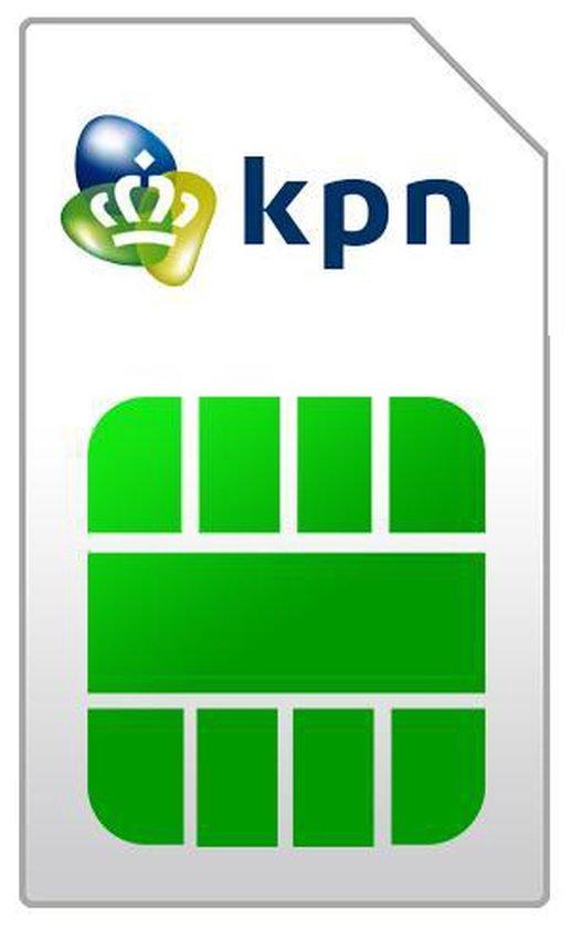 Afbeelding van KPN Prepaid Sim met 10,- beltegoed