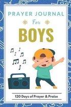 Prayer Journal For Boys