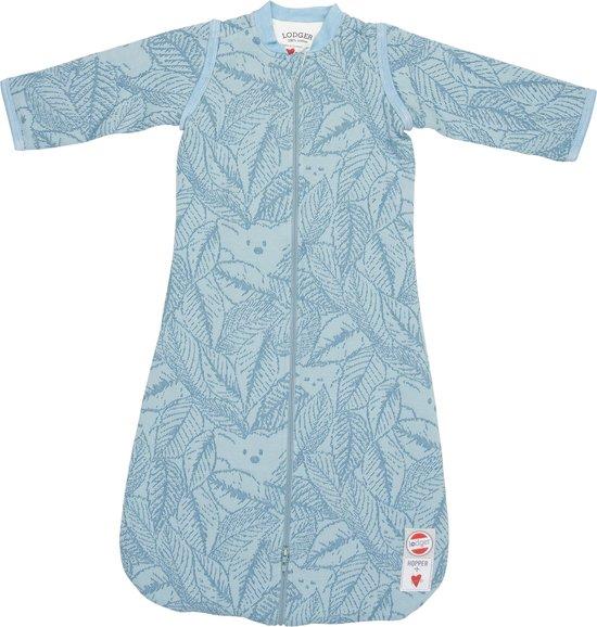 Lodger Baby slaapzak - Hopper BotAnimal - Blauw - Lange mouw - 86/98