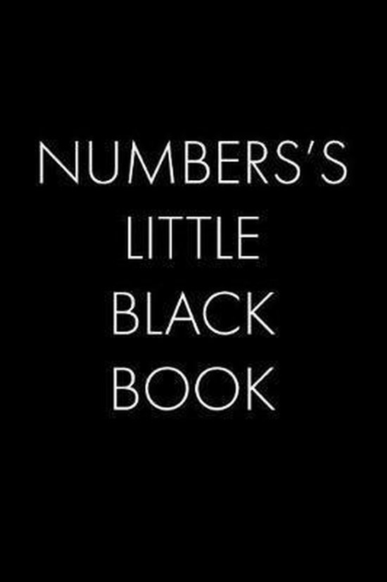 Numbers's Little Black Book