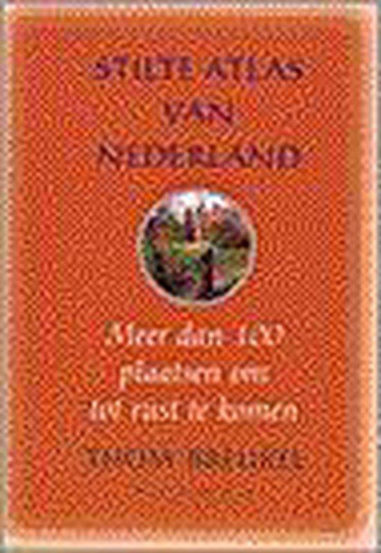 Stilte Atlas Van Nederland - Thom Breukel  