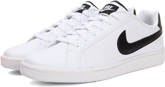 Nike Court Majestic Leather  Sneakers - Maat 44.5 - Mannen - wit/zwart