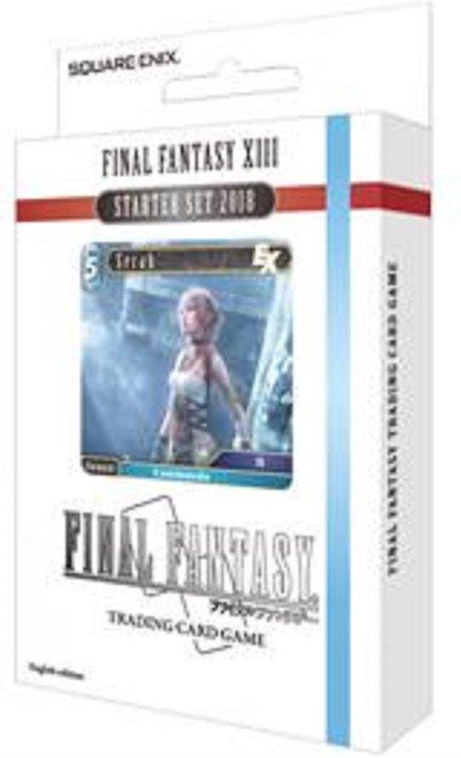 Afbeelding van het spel Square Enix Final Fantasy TCG FF XII Starter Set 2018 Speelkaarten