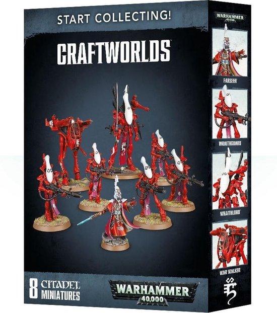 Afbeelding van het spel Warhammer 40.000 Start Collecting! Craftworlds