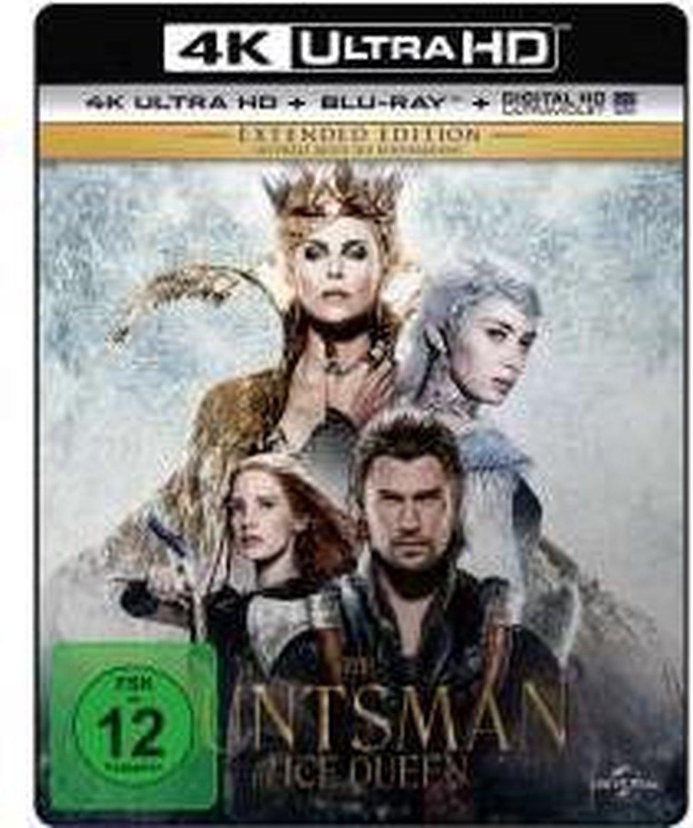 Huntsman & The Ice Queen - 4K UHD/2 Blu-ray-