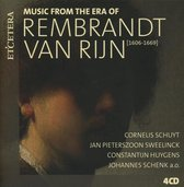 Music From The Era Of Rembrandt Van Rijn