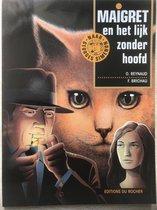 Commisaris Maigret deel 5 en het lijk zonder hoofd ( stripboek )