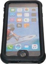 Phonaddon iPhone 7 / 8 / SE 2020 Waterdicht Hoesje Waterproof Case Zwart