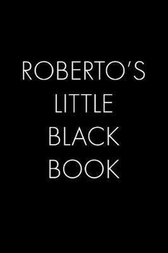 Roberto's Little Black Book