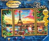 Ravensburger Schilderen op nummer In het hart van Parijs