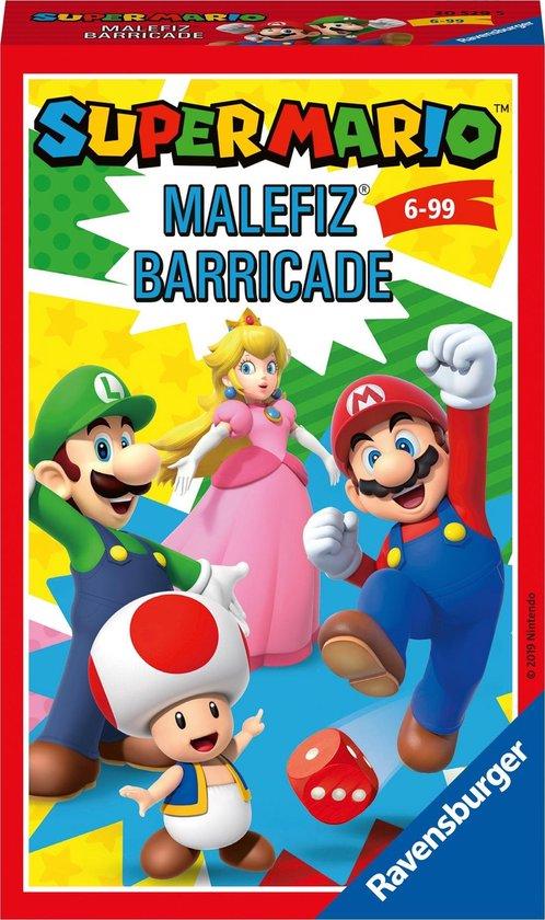 Afbeelding van het spel Ravensburger Super Mario Barricade
