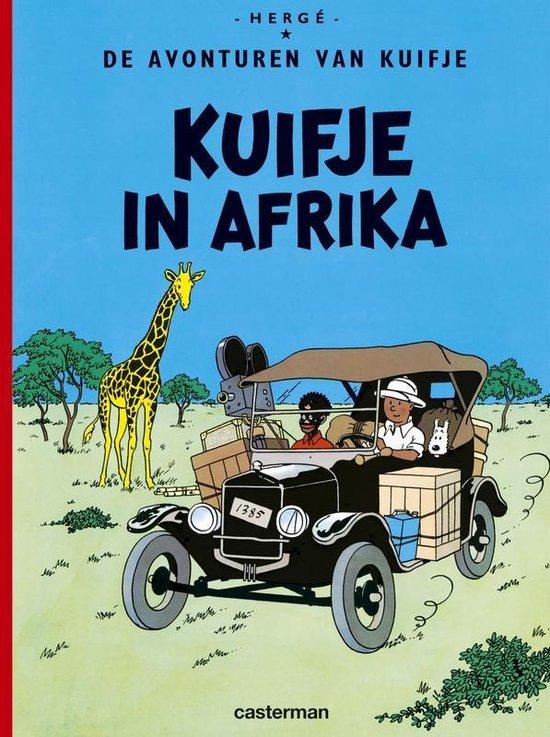 Kuifje 002 Kuifje in Afrika - Hergé |