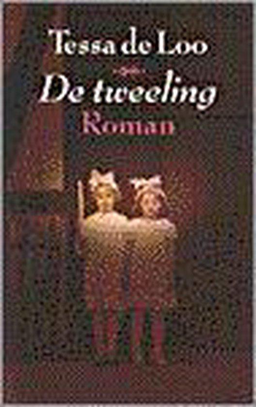 Boekomslag voor De tweeling