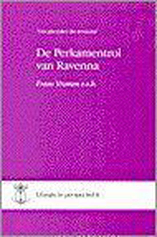 Perkamentrol van ravenna - F. Vromen | Fthsonline.com