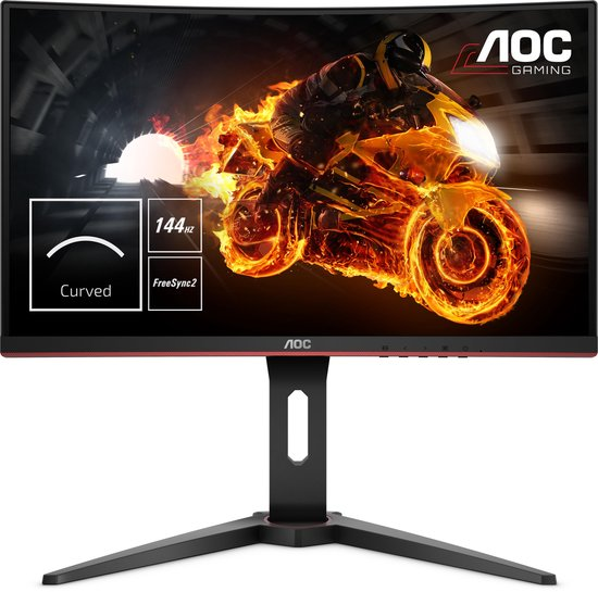 AOC C27G1 - Curved Gaming VA Monitor (144 Hz) beste gaming monitor 1ms