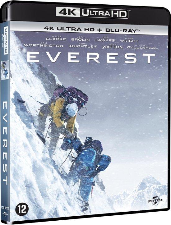 Everest (4K Ultra HD Blu-ray) - Film