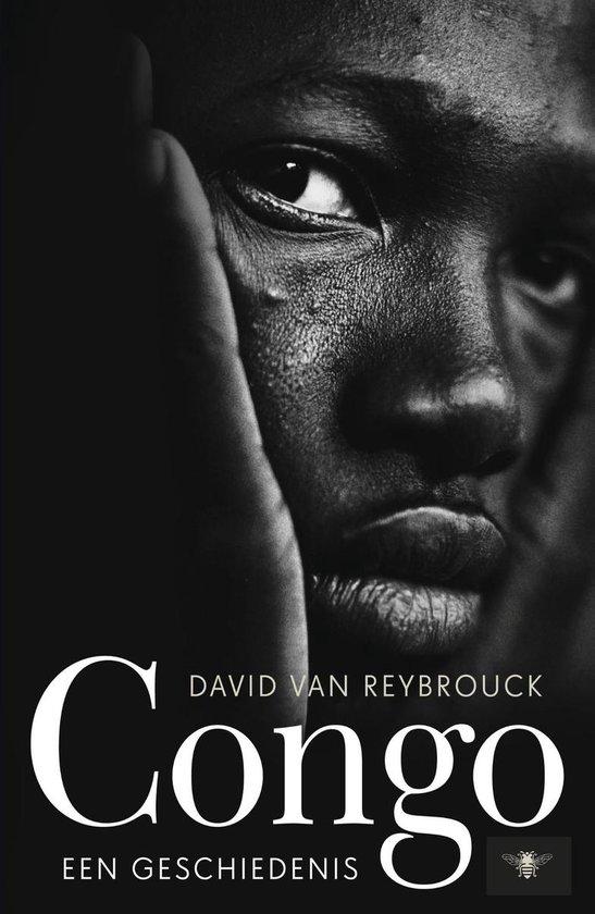 Boek cover Congo van David van Reybrouck (Onbekend)