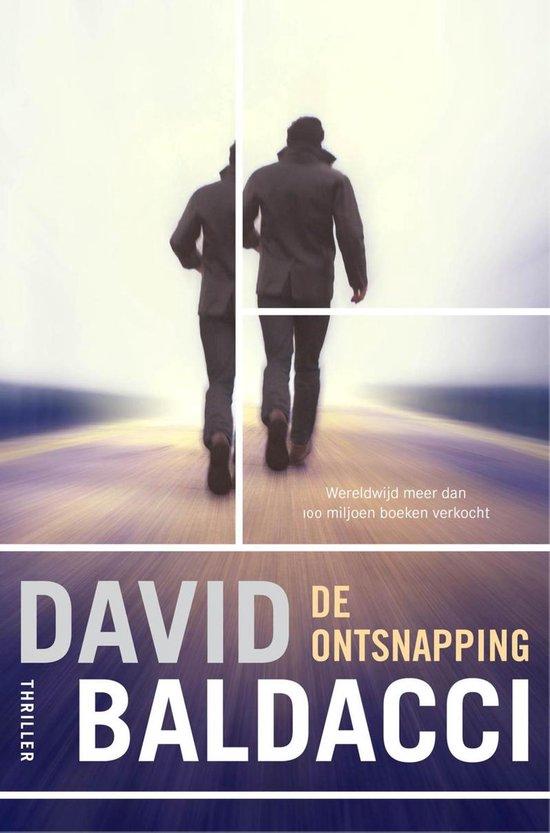 John Puller 3 - De ontsnapping - David Baldacci  