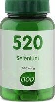 AOV 520 Selenium 200 mcg Voedingssupplementen - 60 vegacaps