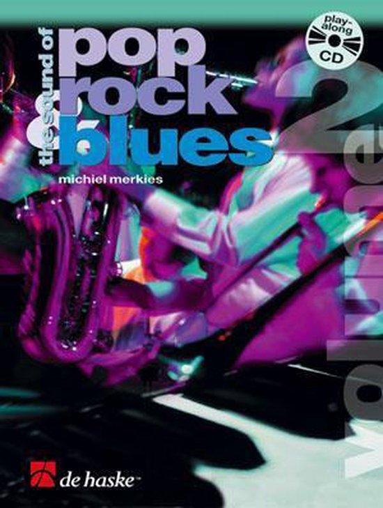 The Sound of Pop, Rock & Blues Vol. 2 - M. Merkies |