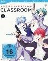 Kishi, S: Assassination Classroom - Box 1 (Blu-ray) + Soundt
