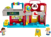 Fisher-Price Little People Vriendelijke School - Speelfigurenset