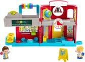 Fisher-Price Little People Vriendelijke School - Speelfigurenset - Multi Color