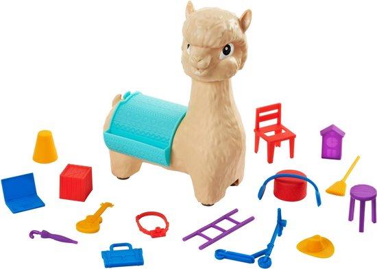Stapelgekke Alpaca - Actiespel