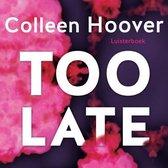 Boekomslag van 'Too Late'