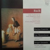 Bach: Selections from the Little Notebook / Karina Gauvin