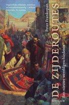 Boek cover De zijderoutes van Peter Frankopan (Onbekend)