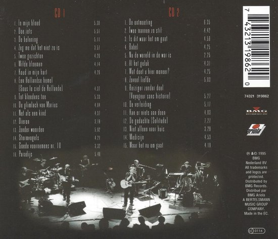 Stormvogels Live '90-'95