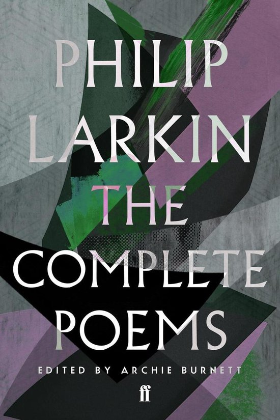 Boek cover The Complete Poems of Philip Larkin van Philip Larkin (Paperback)