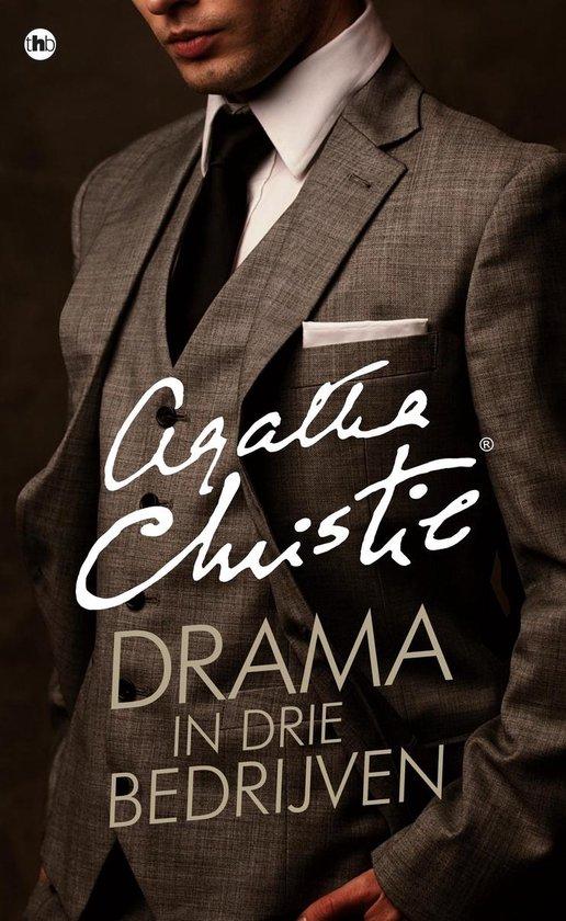 Poirot 11 - Drama in drie bedrijven - Agatha Christie |